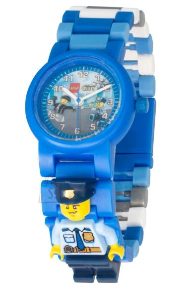 LEGO CLICTIME LEGO CITY käekell (Policeman)