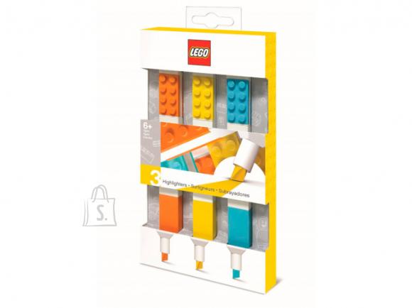 LEGO IQ LEGO STATIONERY 2.0 Markerid (3 tk.)
