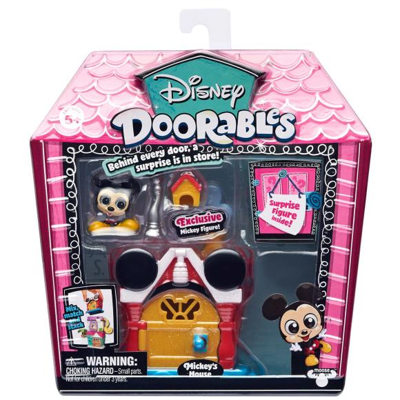 Disney DISNEY DOORABLES Väike mängukomplekt