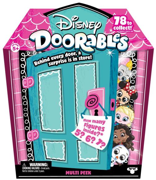 Disney DISNEY DOORABLES Suur pimepakk