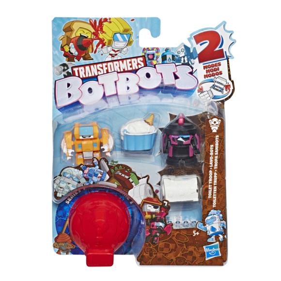 Transformers HASBRO TRANSFORMERS BOTBOT Minifiguurid (5 tk)