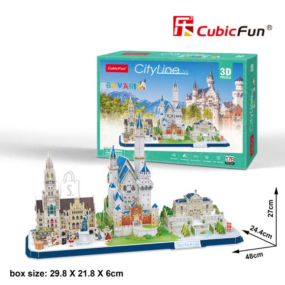 CubicFun CUBICFUN Bavaria