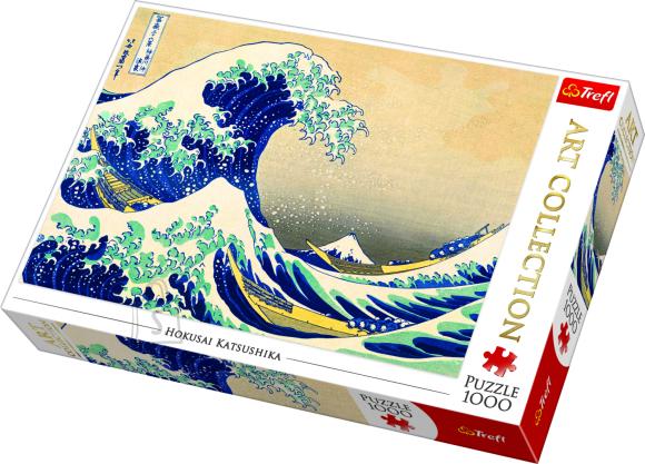 Trefl TREFL Pusle 1000 Hokusai