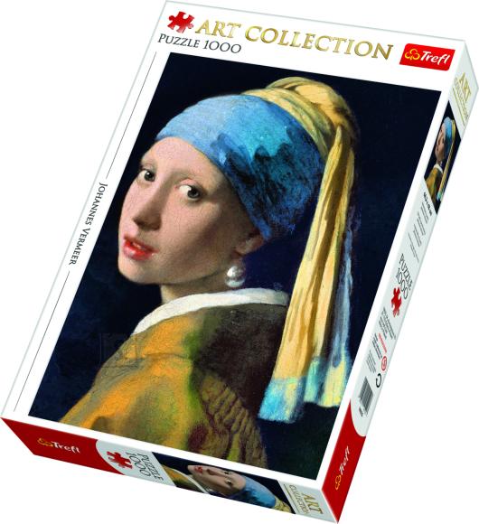 Trefl TREFL Pusle 1000 Vermeer