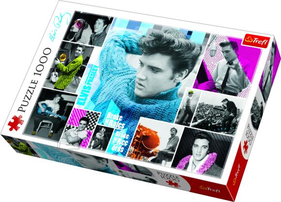 Trefl TREFL Pusle 1000 Elvis Presley