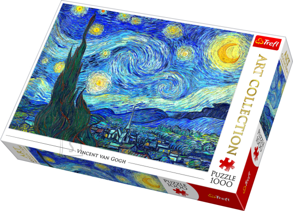 Trefl TREFL Pusle 1000 Van Gogh