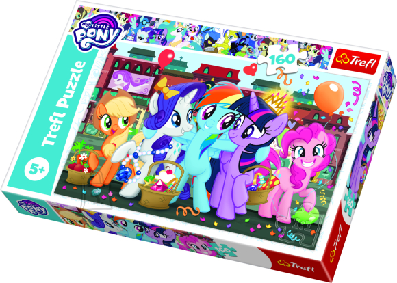 Trefl TREFL Pusle 160 My Little Pony