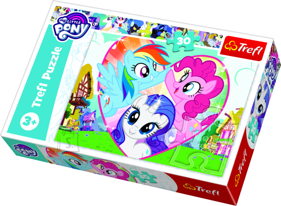 Trefl TREFL Pusle 30 My Little Pony