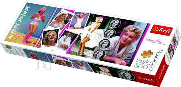 Trefl TREFL Panoraampusle 500 Marylin Monroe