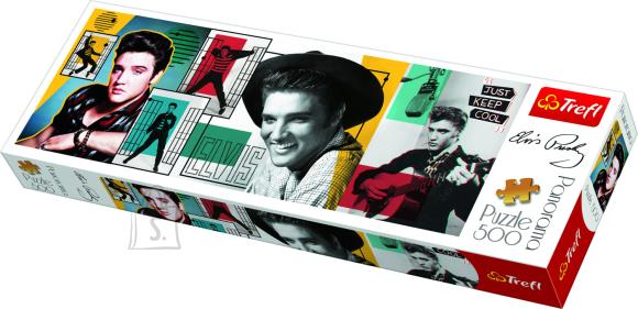 Trefl TREFL Panoraampusle 500 Elvis Presley