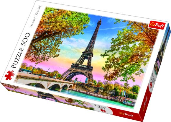 Trefl TREFL Pusle 500 Pariis
