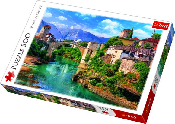 Trefl TREFL Pusle 500 Bosnia