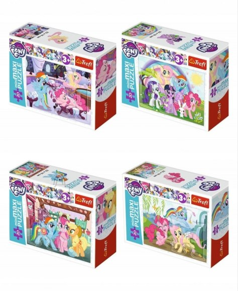Trefl TREFL MINI MAXI Pusle 20 My Little Pony
