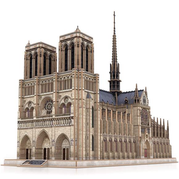 CubicFun CUBICFUN Notre Dame De Paris