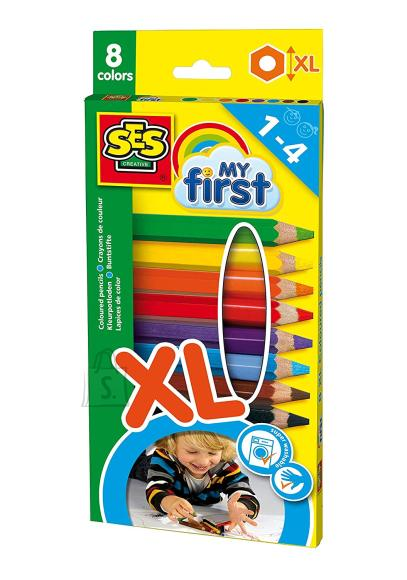 Ses SES XL Värvipliiatsid