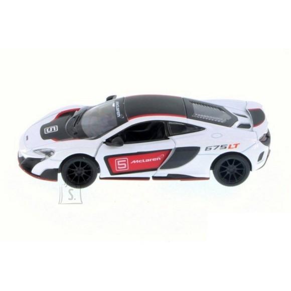 KINSMART McLaren 675LT, 12 cm