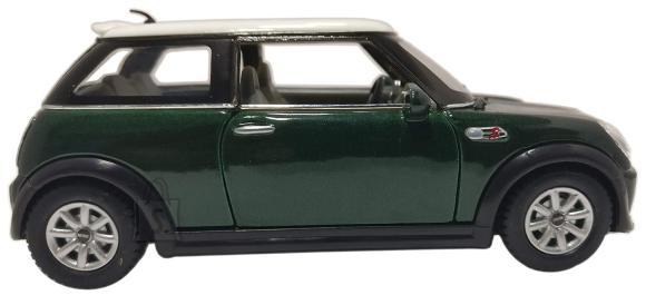 KINSMART Mini Cooper S, 12 cm