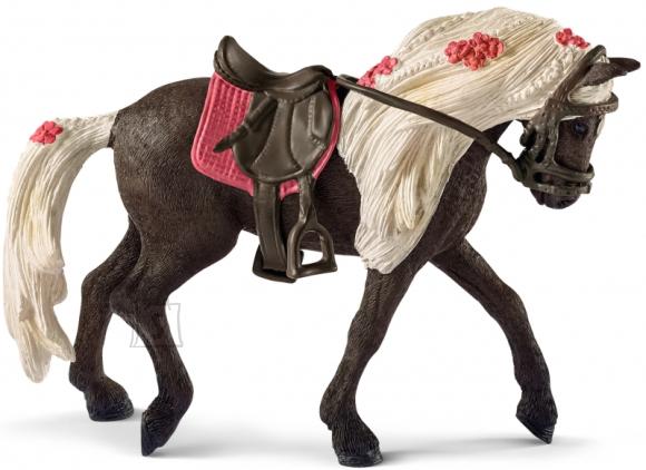 Schleich SCHLEICH HORSE CLUB Mära kaljumägede hobunäitusel
