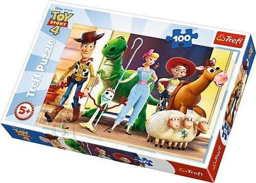 TREFL Pusle 100 Toy Story 4