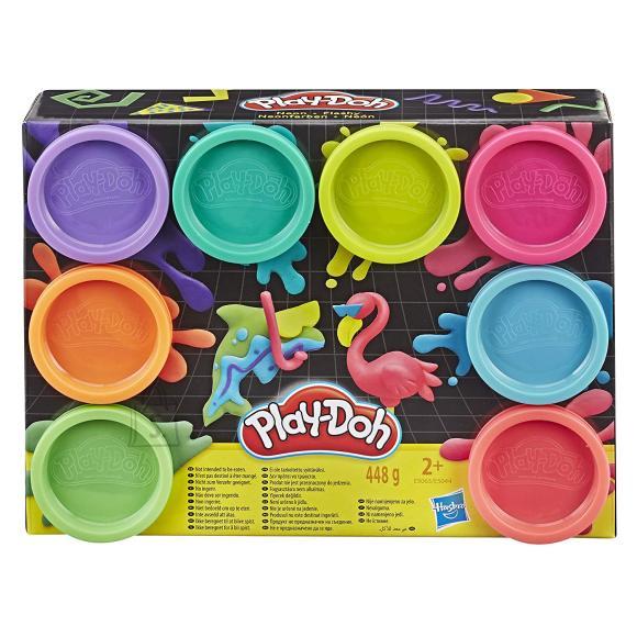 Play Doh HASBRO Play-Doh plastiliin 8-pakk