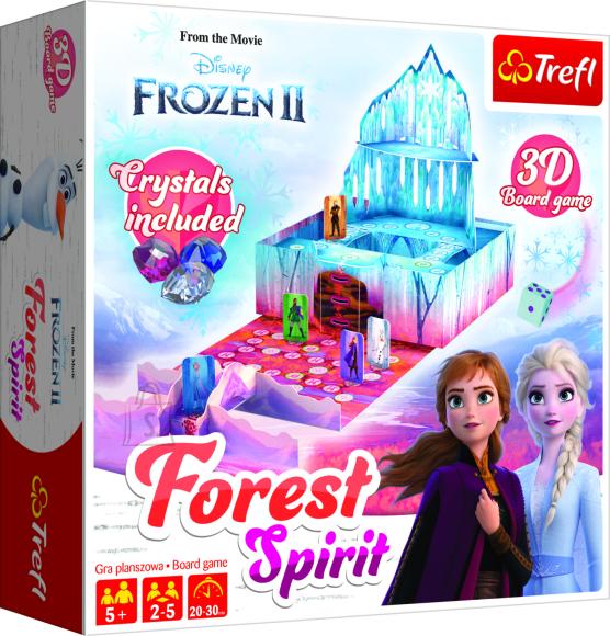 """Trefl TREFL Lauamäng """"Frozen 2 Forest spirit"""""""
