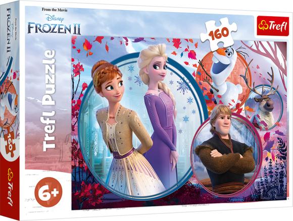 Trefl TREFL Pusle 160 Frozen 2