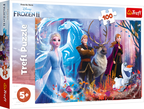Trefl TREFL Pusle 100 Frozen 2