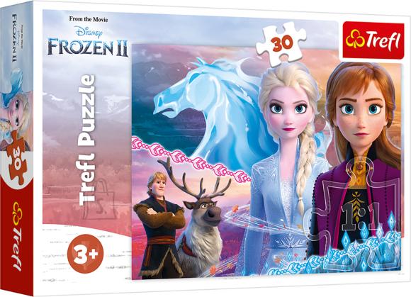 Trefl TREFL Pusle 30 Frozen 2
