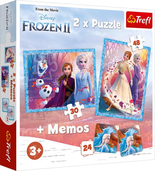 Trefl TREFL Pusle komplekt Frozen 2