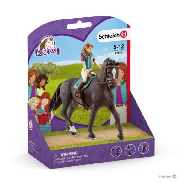 Schleich SCHLEICH HORSE CLUB Lisa ja Storm