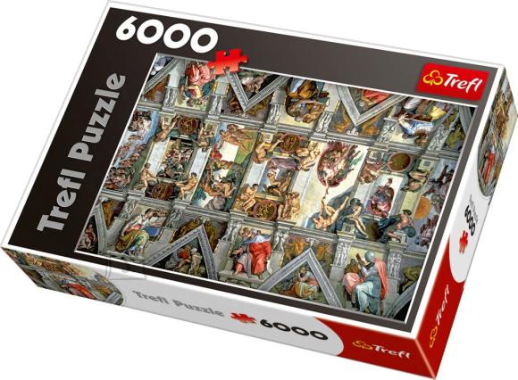 Trefl TREFL Pusle 6000 Sistine Chapel