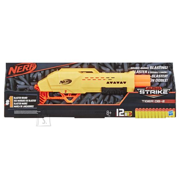 Nerf HASBRO NERF Alpha Strike Tiger DB 2 Relv