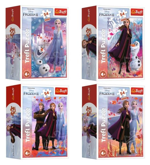 Minipusle 54 Frozen 2