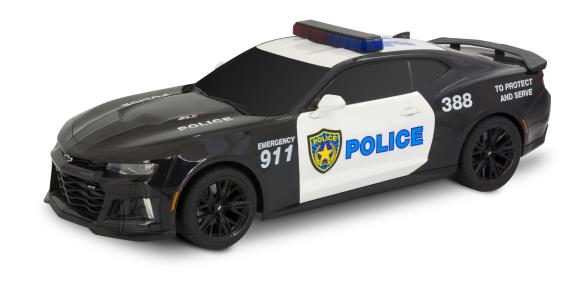 KidzTech KIDZTECH 1/26 raadioteel juhitav politseiauto Camaro ZL1
