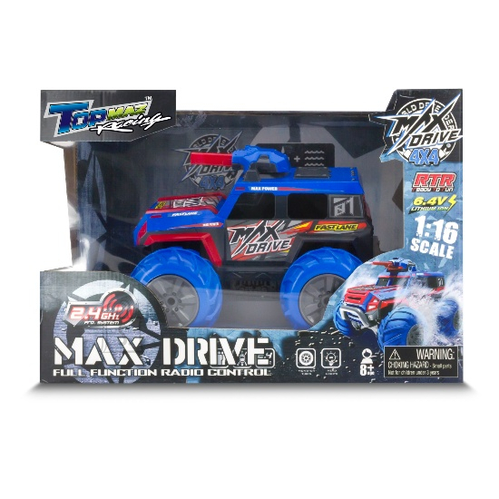 KidzTech KIDZTECH R/C Max Drive auto (wifi kaameraga)