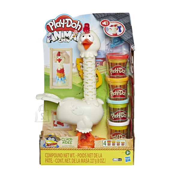 Play Doh HASBRO PLAY-DOH Lõbus kana