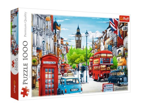 Pusle 1000 London