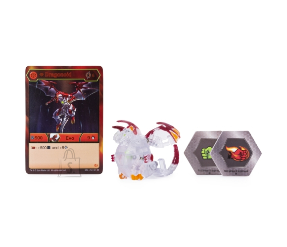 Bakugan BAKUGAN Komplekt (Basic Ball Pack)