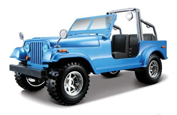 Bburago Bburago Jeep Wrangler