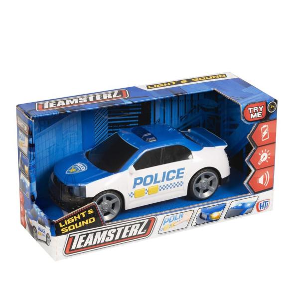 HTI TEAMSTERZ Politsei Heli- ja Valgusega
