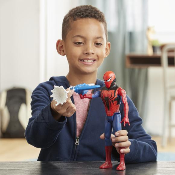 HASBRO SPIDER-MAN Titan Hero Ämblikmehe figuur tarvikutega