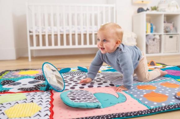 Infantino INFANTINO Hiiglaslik Avastusmatt – Fold&Go
