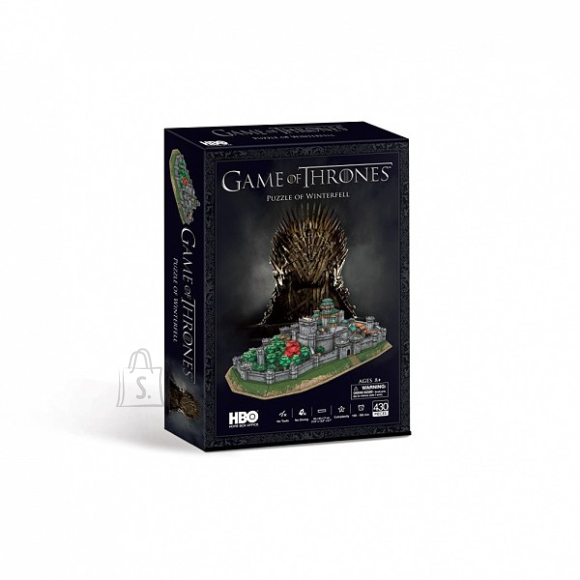 CubicFun CubicFun 3D pusle Game of Thrones Winterfell