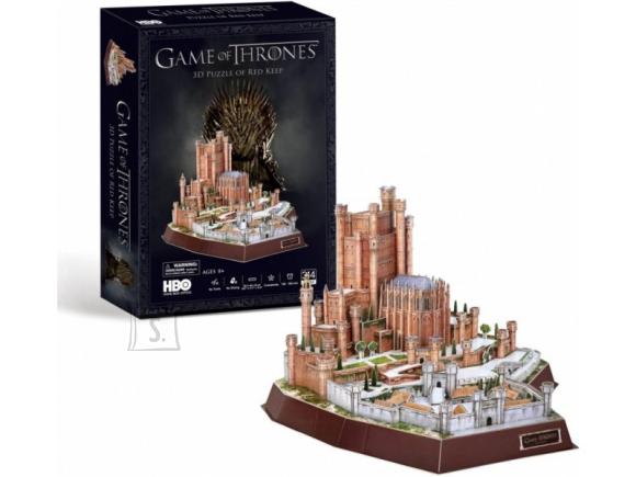 CubicFun CubicFun 3D pusle Game of Thrones Red Keep