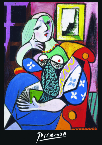 Piatnik PIATNIK Pusle 1000 Picasso