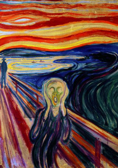 Piatnik PIATNIK Pusle 1000 Munch