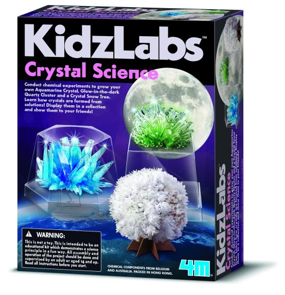 4M 4M Kristalliteadus