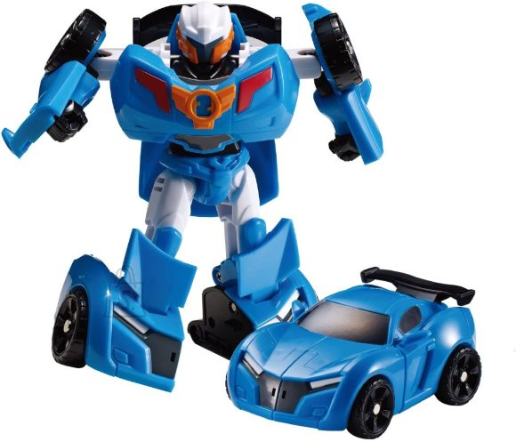 YOUNG TOYS TOBOT Mini Tobot Y figuur