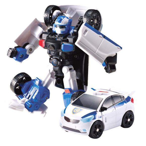 YOUNG TOYS TOBOT Mini Tobot C figuur