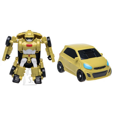 YOUNG TOYS TOBOT Mini Tobot D figuur